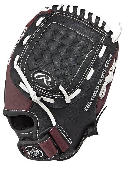 Amazon.com   Rawlings Players Series 10.5-inch Youth Baseball Glove ... 9e742f00bff2