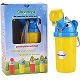 Gloveleya Baby Boy Portable Potty Urinal Toddler Training Pee for Camping Car Travel
