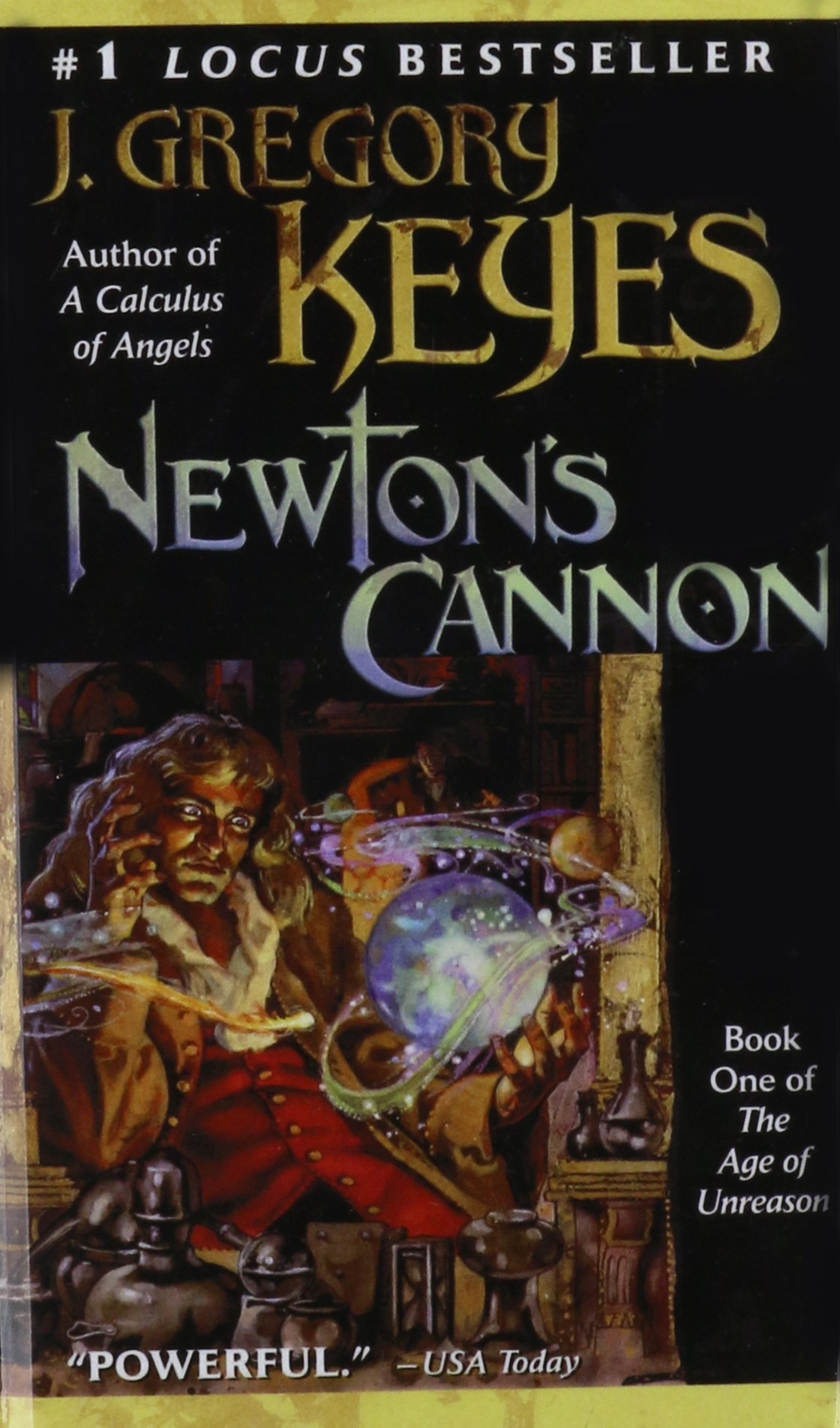 Download Newton's Cannon (The Age of Unreason, Book 1) pdf