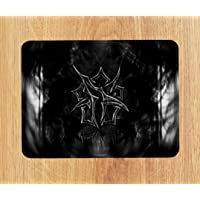 10b0147db6d6e Gothic - Emo Inspired Goth PU Leather Mouse Mat PC Pad for Office Home-