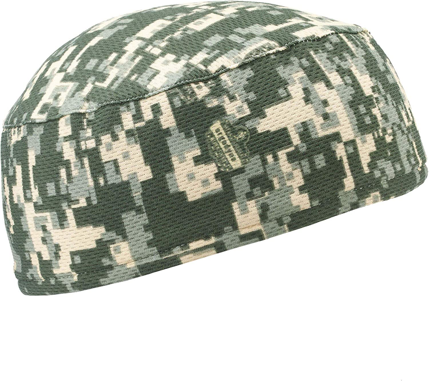 Ergodyne Chill-Its 6630 Absorptive Moisture-Wicking Skull Cap, Camo