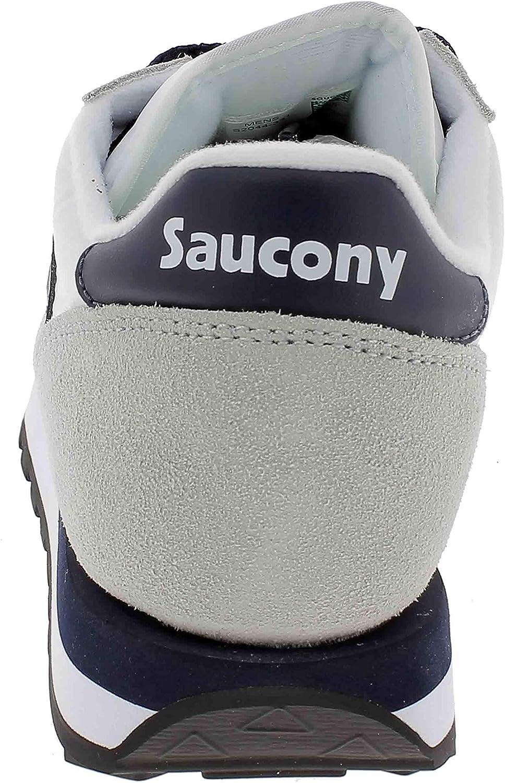 Saucony Herren Jazz Original Laufschuhe, blau Bianco
