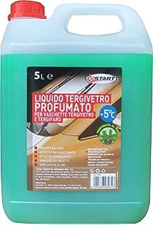 Mantenimiento START líquido limpiaparabrisas perfumado pino Start-5 5El Auto