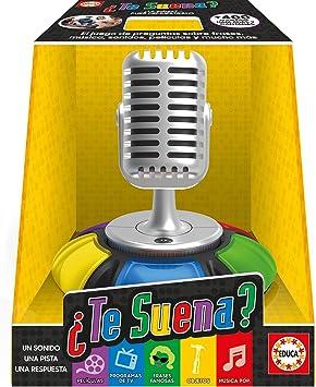 Educa-Te Suena, Juego de mesa familiar de música, a partir de 8 años (17440) , color/modelo surtido: Amazon.es: Juguetes y juegos