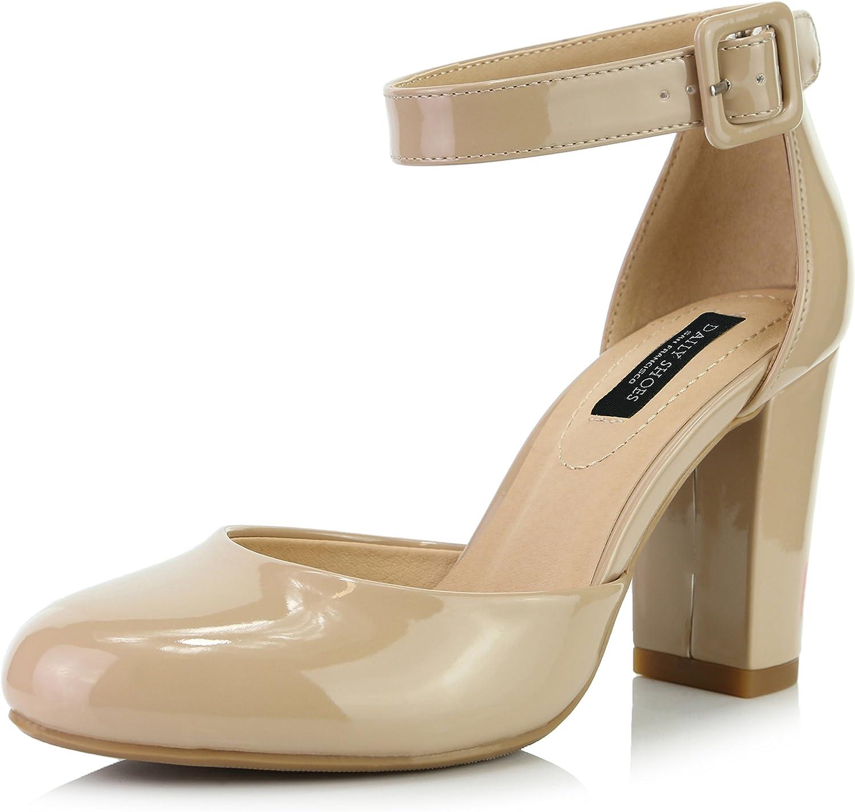 Amazon.com | DailyShoes Women's Chunky