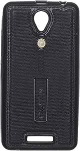back cover with Sliding Ring Holder For Lenovo A5000 - Black