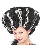 Forum Novelties Women's Deluxe Monster Bride Wig