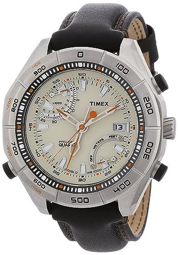 e04be12f7f68 Timex Expedition Altimetro E T49792 - Reloj de caballero de cuarzo ...