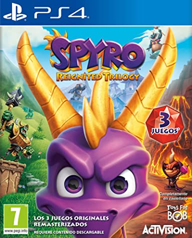 Comprar Spyro Reignited Trilogy