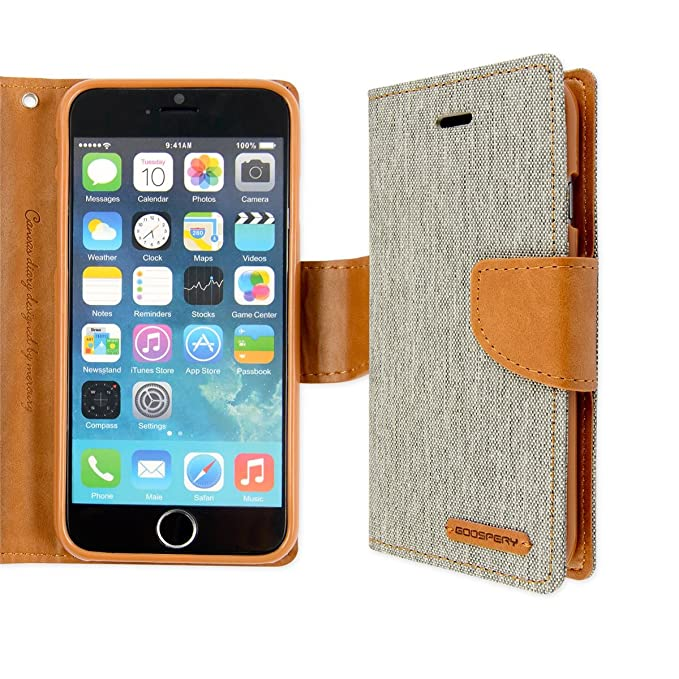 Mercury GOOSPERY portatil Style Flip Case Cover Fancy Diary ...