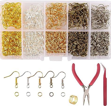 Perles À faire soi-même Bijoux Bijoux Fabrication Colliers Bracelets 347