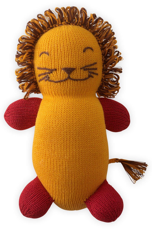 Joobles Fair Trade Organic Stuffed Animal - Roar the Lion Jooble by Joobles