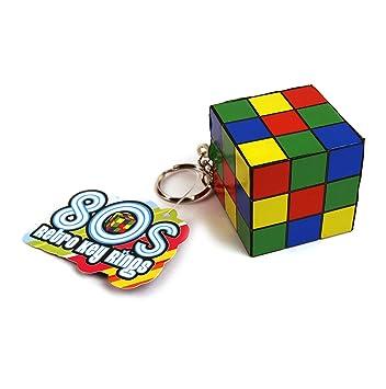 El cubo de rubik llavero: Amazon.es: Juguetes y juegos