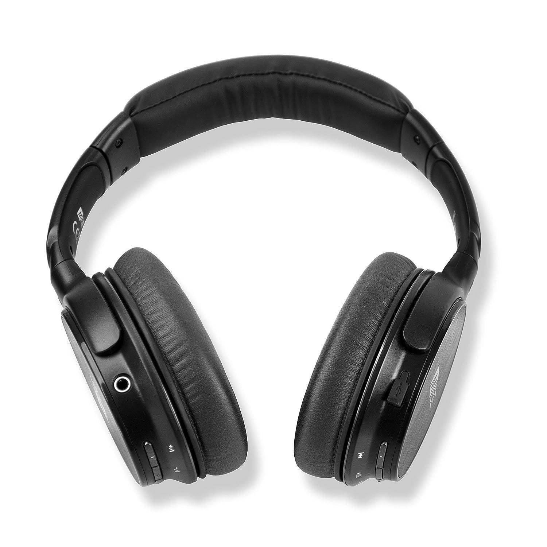 MEE audio Venture 2 Bluetooth Wireless + Wired Headphones with Microphone (Renewed)