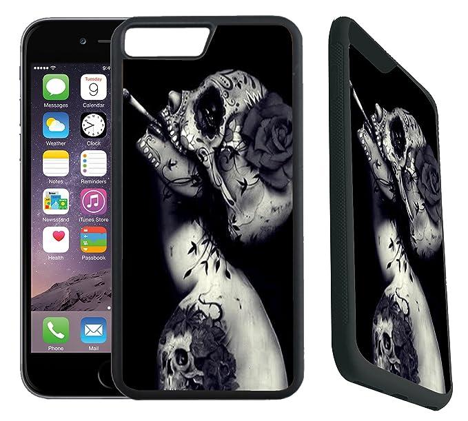 amazon com teleskins rubber designer case for iphone 7 plus