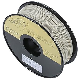 Partículas cerámicas en PLA 1kg 1.75mm blanco - Filamento para ...