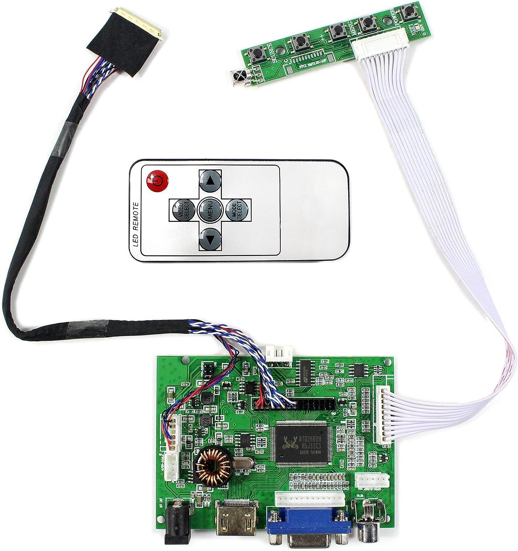 Controlador Lcd Hdmi 1366x768 Lp140wh1 B140xw02