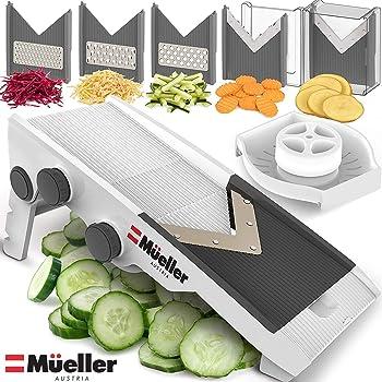 Mueller Austria Premium Quality V-Pro Vegetable Chopper