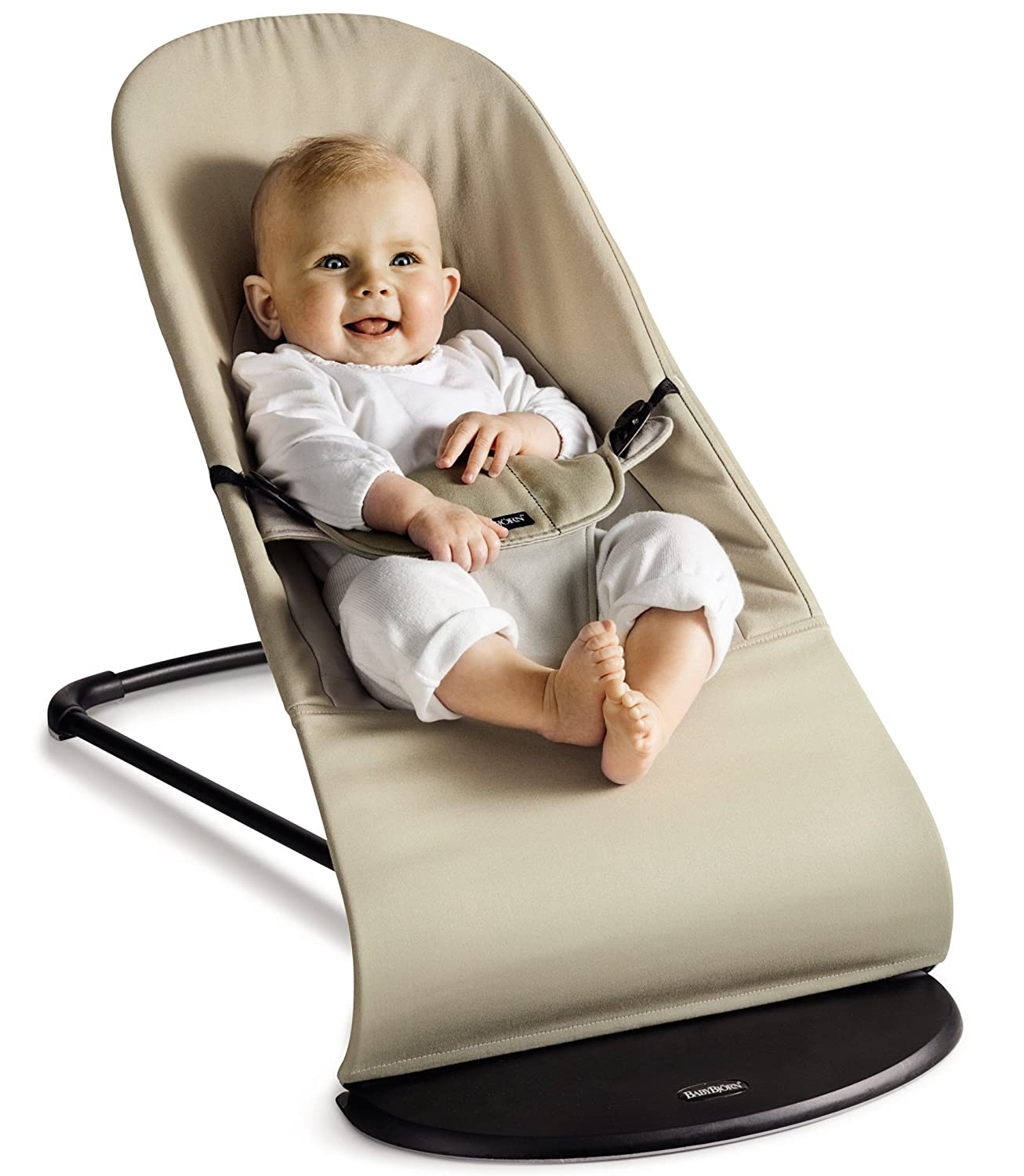Dark Gray, Cotton :  Infant Bouncers And Rockers : Baby