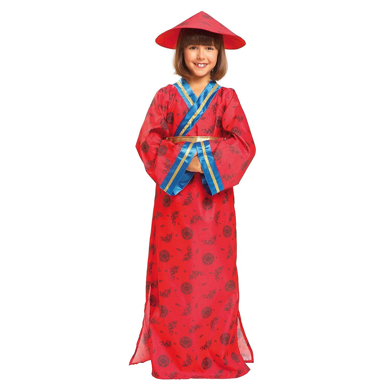 My Other Me - Disfraz de China, talla 10-12 años (Viving Costumes ...