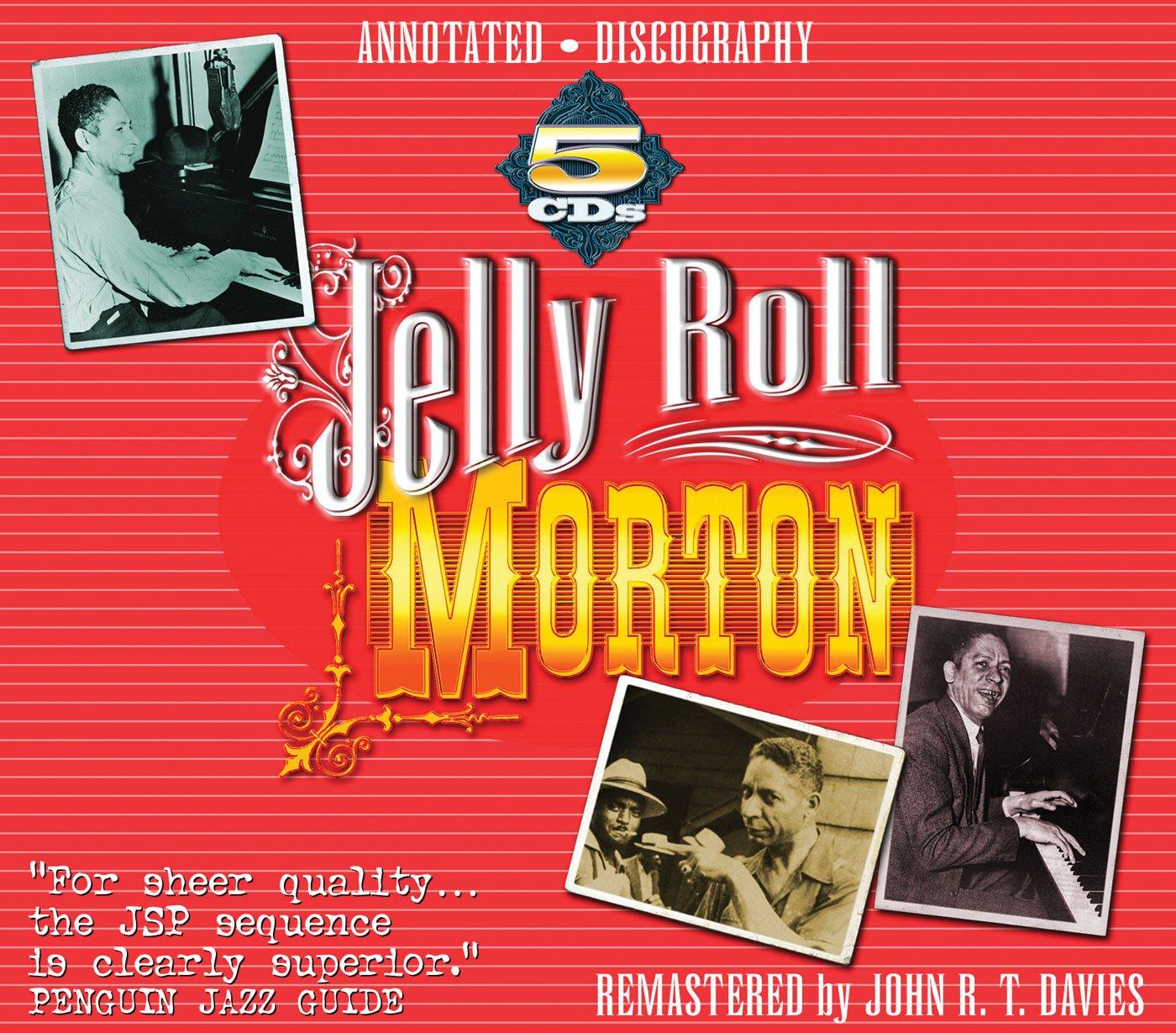 Jelly Roll Morton: 1926-1930 by JSP