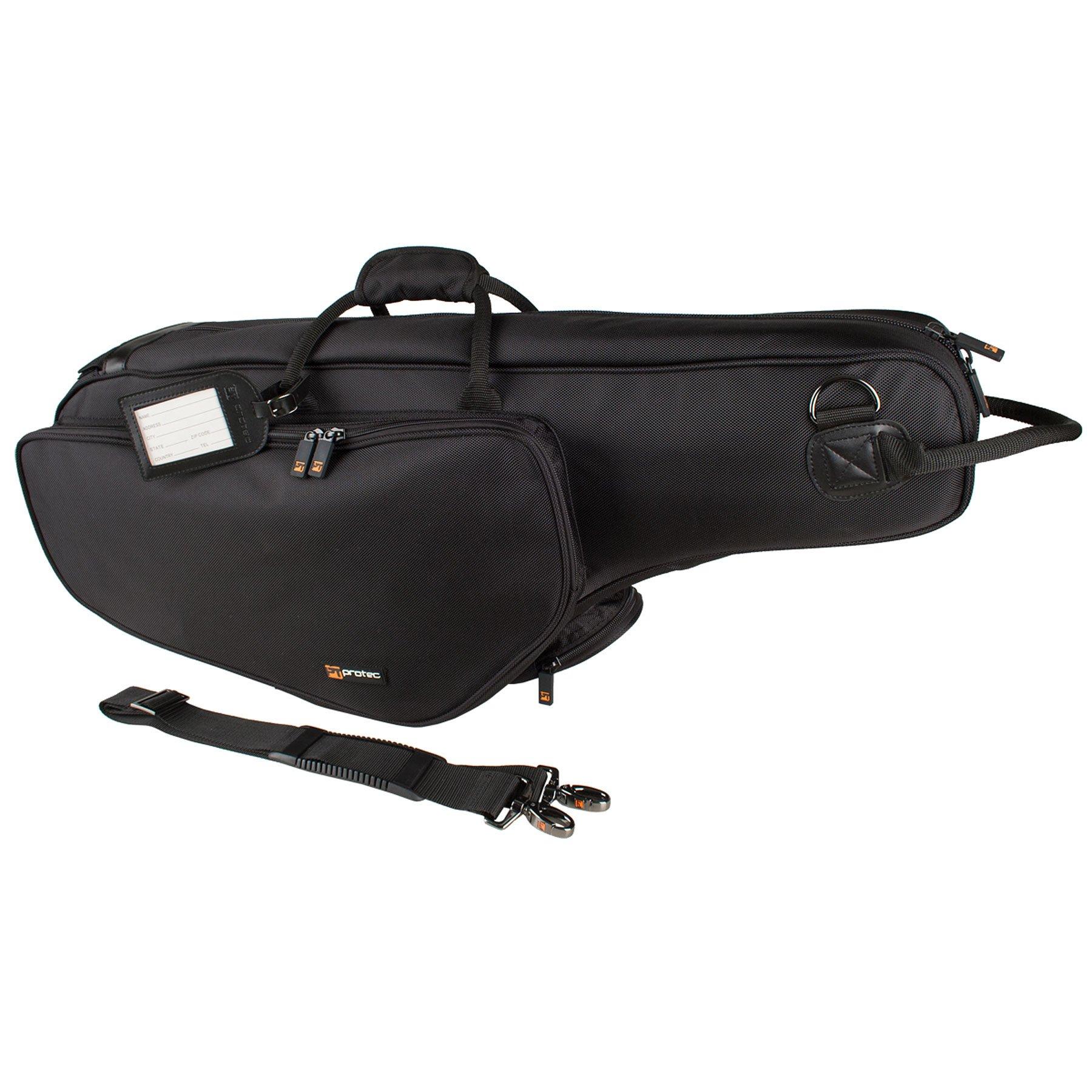 Protec Tenor Saxophone Padded Gig Bag - Gold Series, Model C236