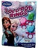 Disney Frozen Lollipop Rings-3 count