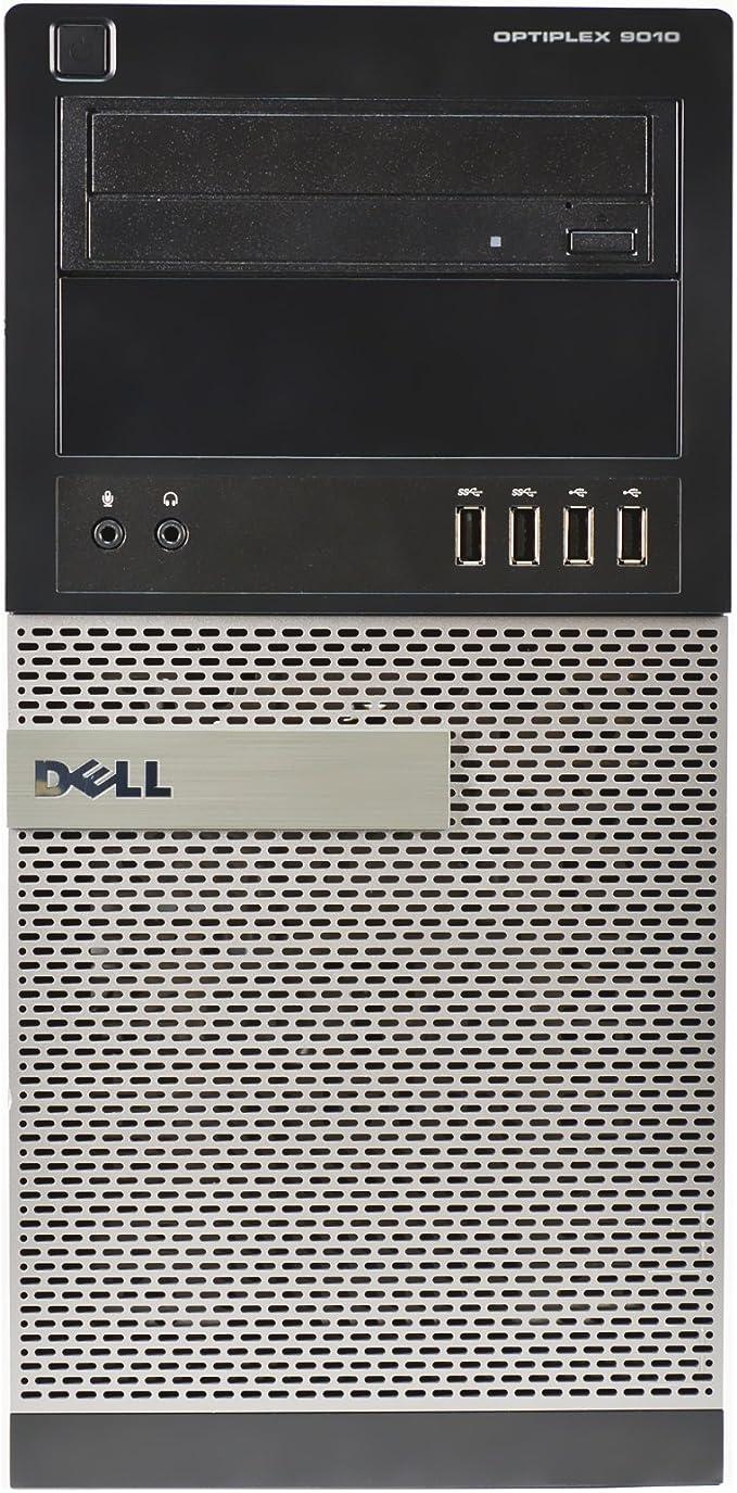 Dell 9010 Tower, Core i7-2600 3.4GHz, 8GB RAM, 2TB Hard Drive, DVDRW, Windows 10 Pro 64bit (Renewed)   Amazon