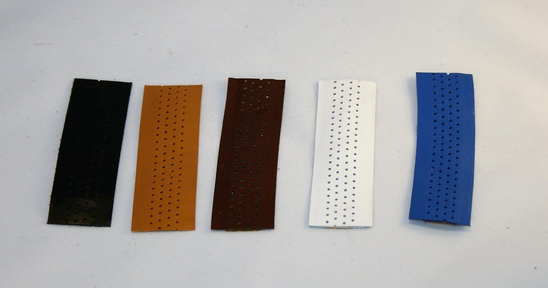 Upanbike Lot de 2 rubans de guidon de v/élo en cuir synth/étique Stomata pour v/élo de route /à pignon fixe