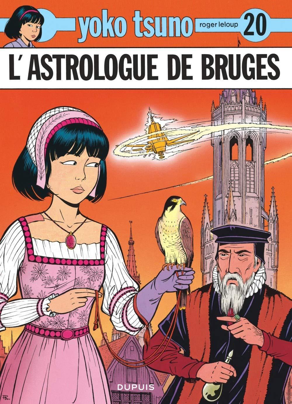 Yoko Tsuno Tome 20 L Astrologue De Bruges Amazon Es Leloup Leloup Libros En Idiomas Extranjeros