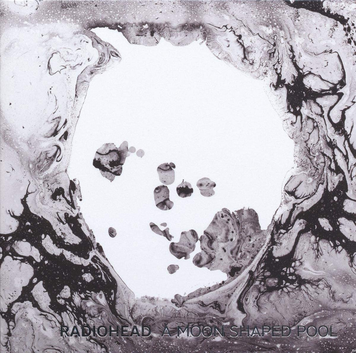 「Radiohead / A Moon Shaped Pool」の画像検索結果