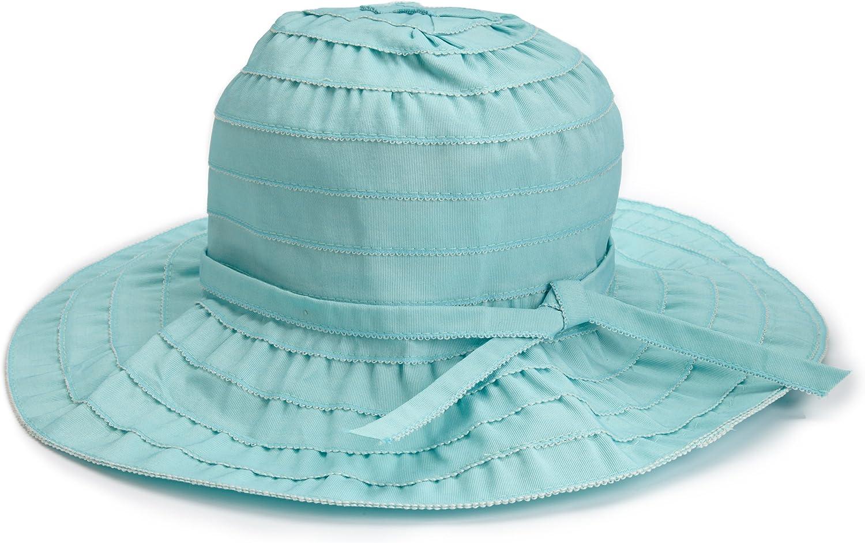 San Diego Hat Little Girls  4 Inch Brim