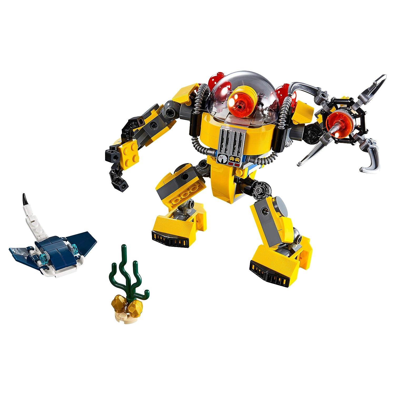 31090 Le robot sous-marin Jeu de construction LEGO Creator
