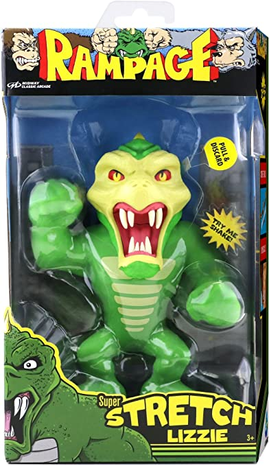 Rampage Exclusive Super Stretch Lizzie Amazon Ca Toys Games