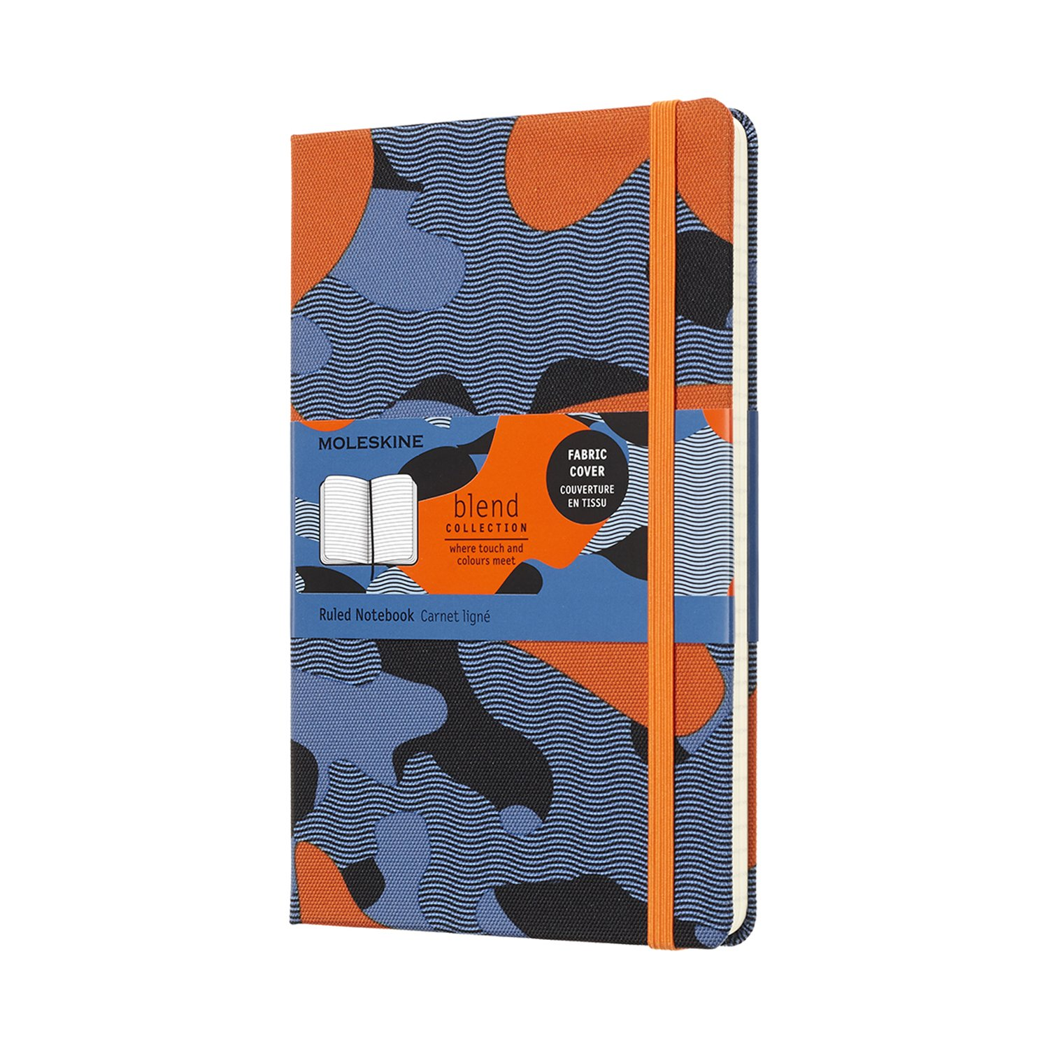 Moleskine Limited Collection Notebook Blend, Large, R ()