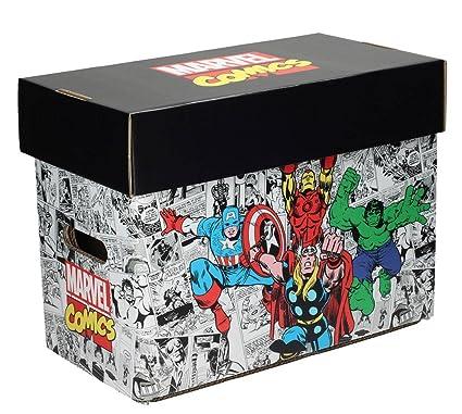 SD Toys SDTMAR20693 - Caja Para con diseño Comics Marvel