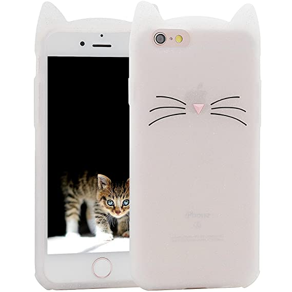 cat ear iphone 6s case