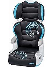 Evenflo Big Kid Amp Sprocket Booster Car Seats, Blue/Black/White