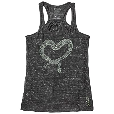 5.11 Women's Heart Henna Tank top: Clothing