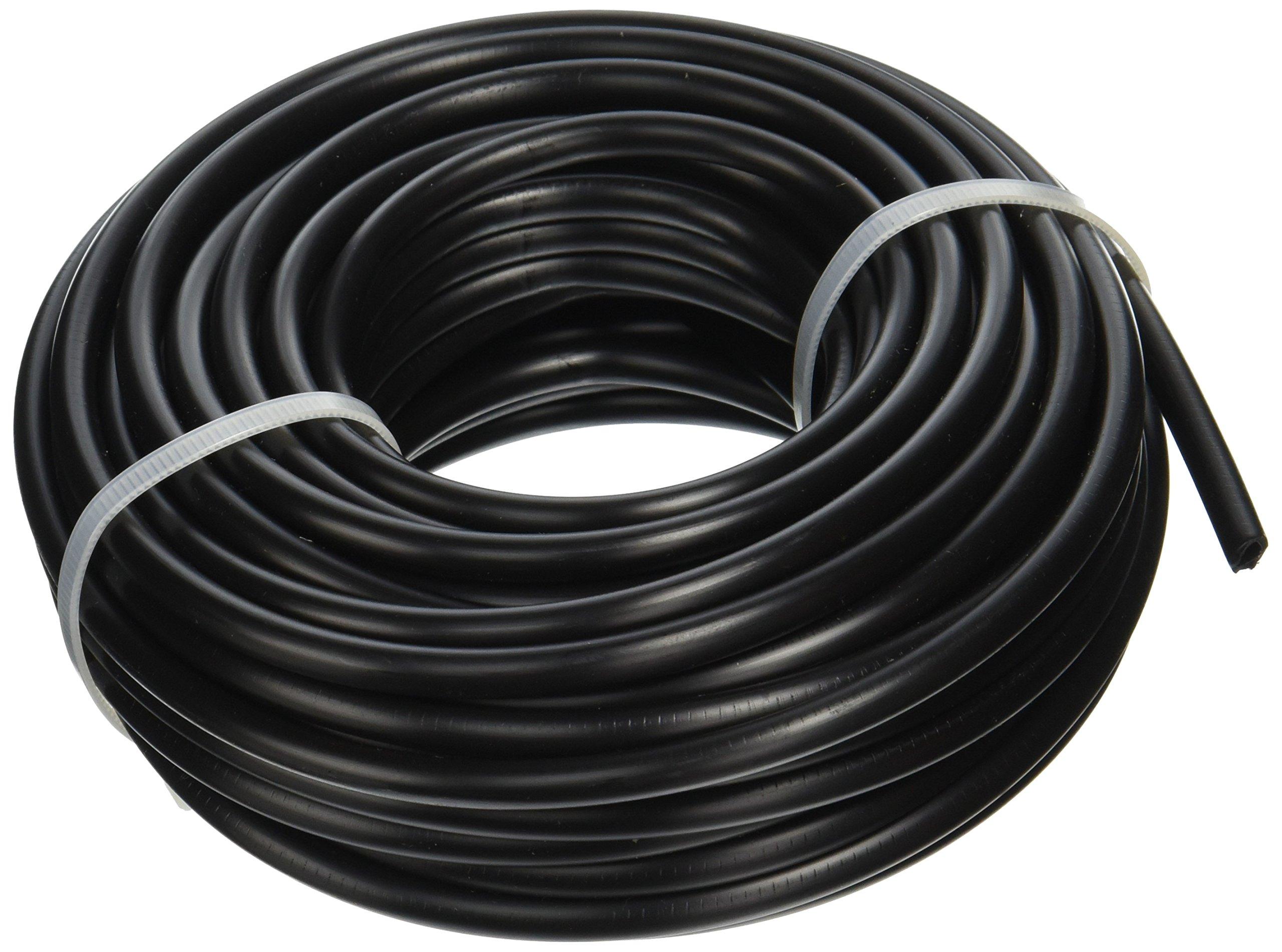 Dig B38P 1/4'' x 50' Poly Black MicroTubing