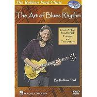 Robben Ford - The Art of Blues Rhythm DVD