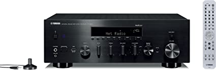 Amazon.com: Yamaha R-N803BL - Receptor de componentes de ...