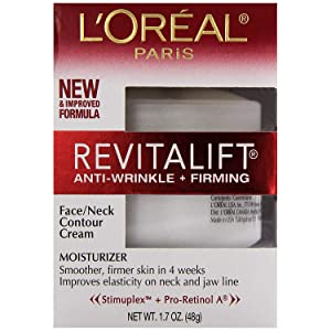 L'Oreal Revitalift Face & Neck Anti-Wrinkle & Firming Moisturizer Day Cream 1.70 oz