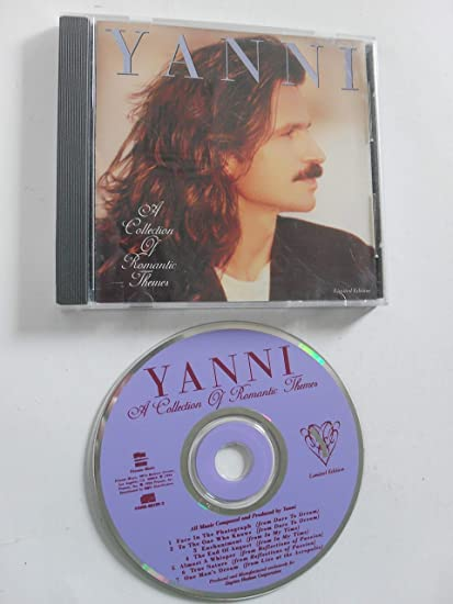 Amazon com : A Collection of Romantic Themes by Yanni (one