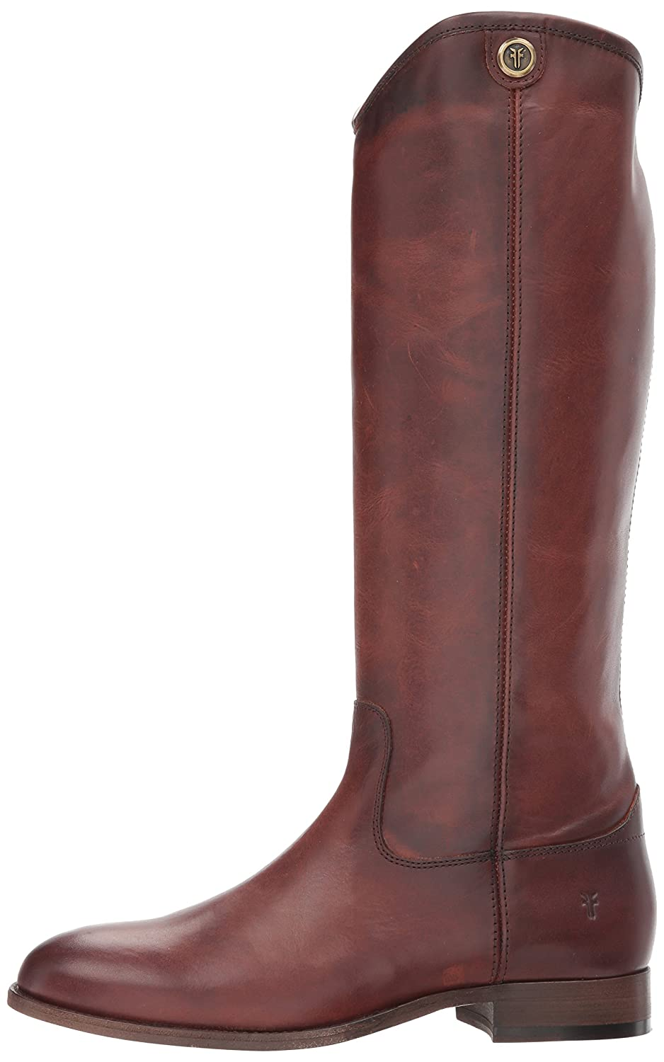 FRYE Women's Melissa Button 2 Extended Calf Riding US|Redwood Boot B06W2FLHKX 7.5 B(M) US|Redwood Riding Extended Calf b8ac4b