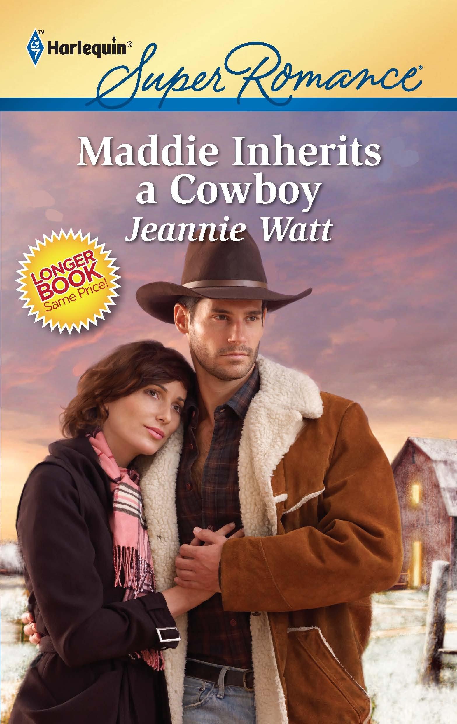 Download Maddie Inherits a Cowboy pdf epub