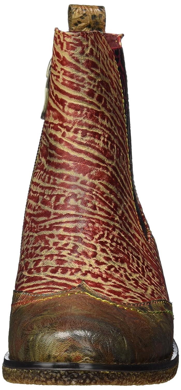 Laura Vita Damen Coralie 06 Chelsea Stiefel Rot (Rouge) (Rouge) (Rouge) 8bd68b