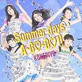 Summer days A-GO-GO!!