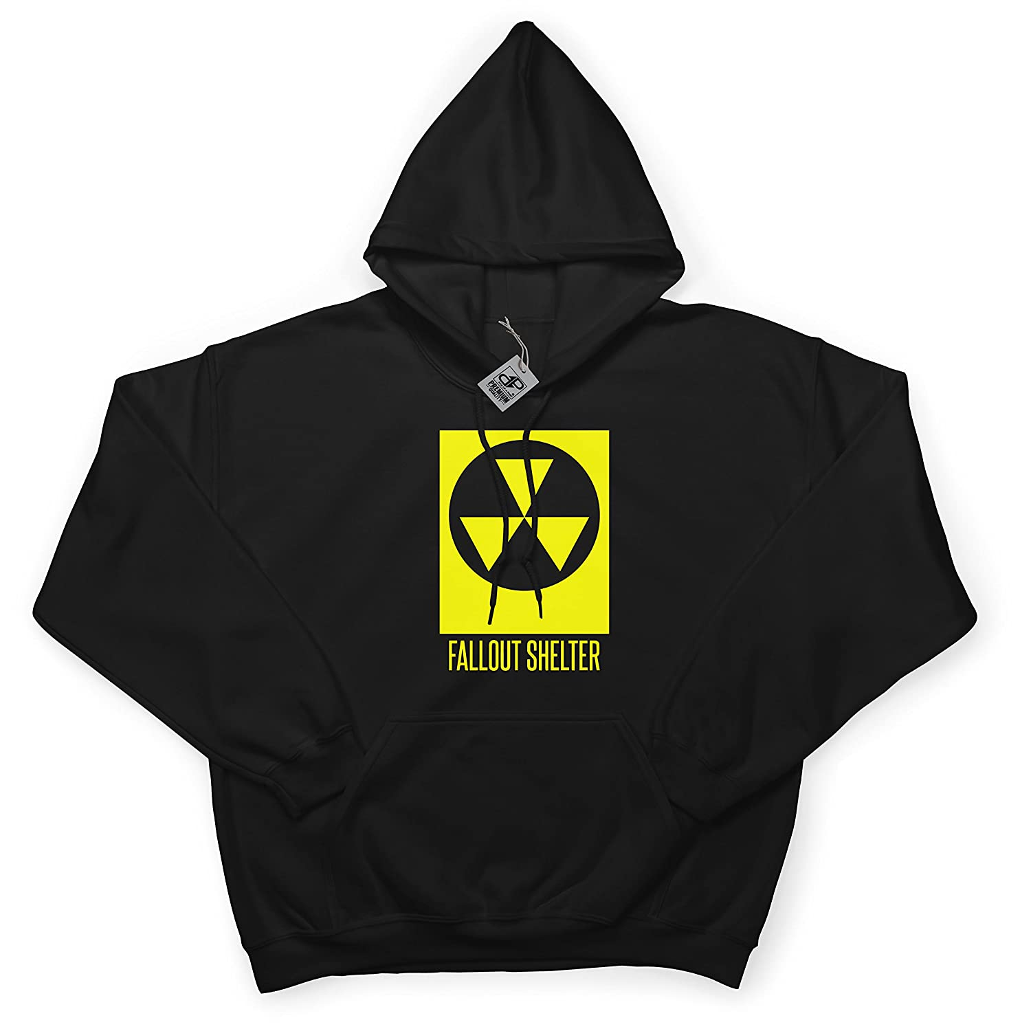 Fallout Shelter Hoodie Amazon Clothing