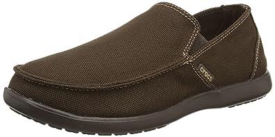 17e3384eb905c Crocs Men s Santa Cruz Clean Cut Slip-On Loafer  Amazon.com.au  Fashion